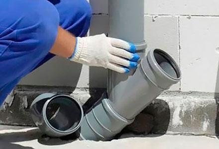 монтаж канализации компания евромонтаж