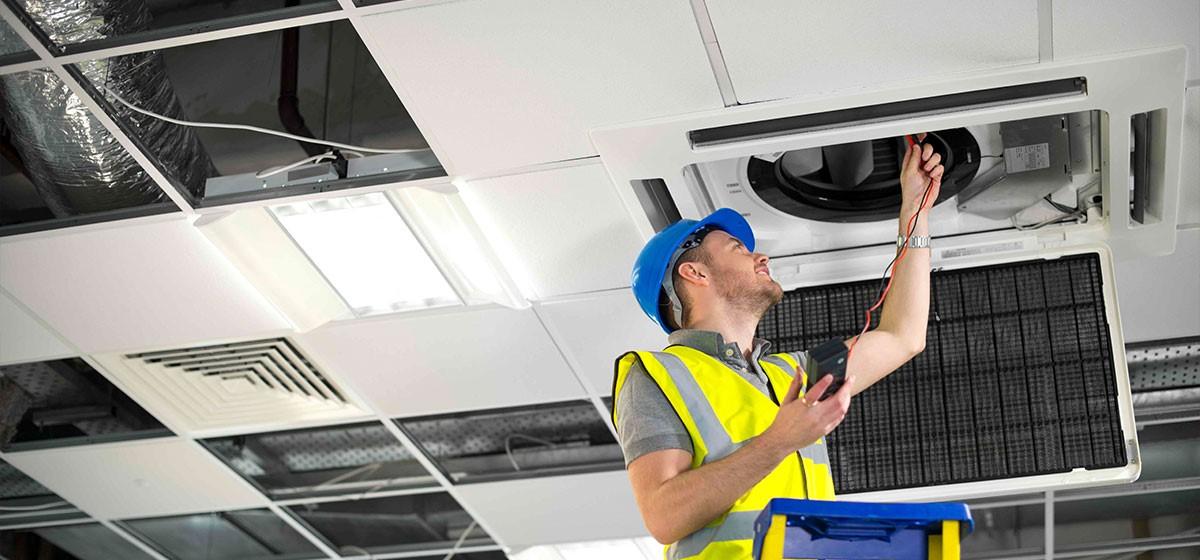 технология монтажа систем вентиляции и кондиционирования воздуха